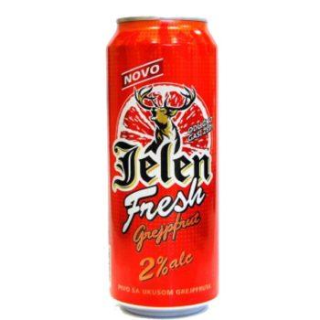 Jelen Fresh Grejpfrut 0,5 CAN (limenka)