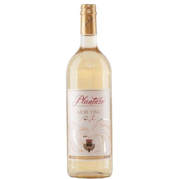 Moje vino bel 1l