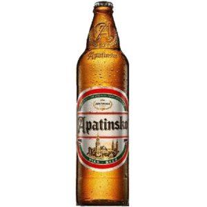 apatinsko pivo 0.6l pb