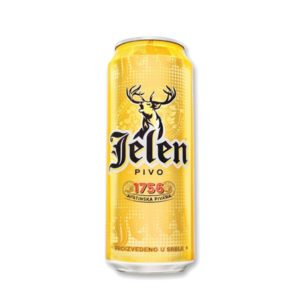 Jelen pivo 0,5l CAN (limenka)
