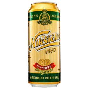Nikšicko Pivo 0,5l CAN (Limenka)