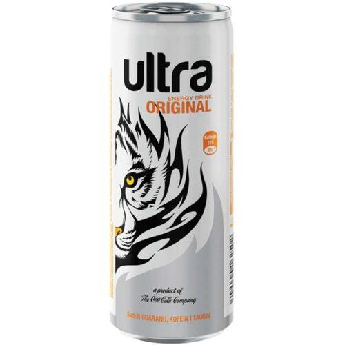 Ultra energy 0,25l CAN (limenka)