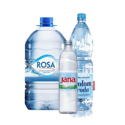 Negazirana voda